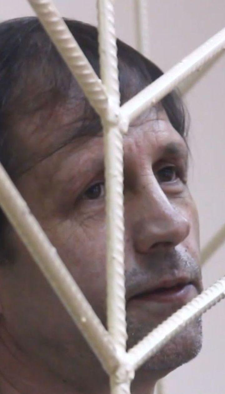 Російські тюремники не дозволяють передавати Володимиру Балуху продукти