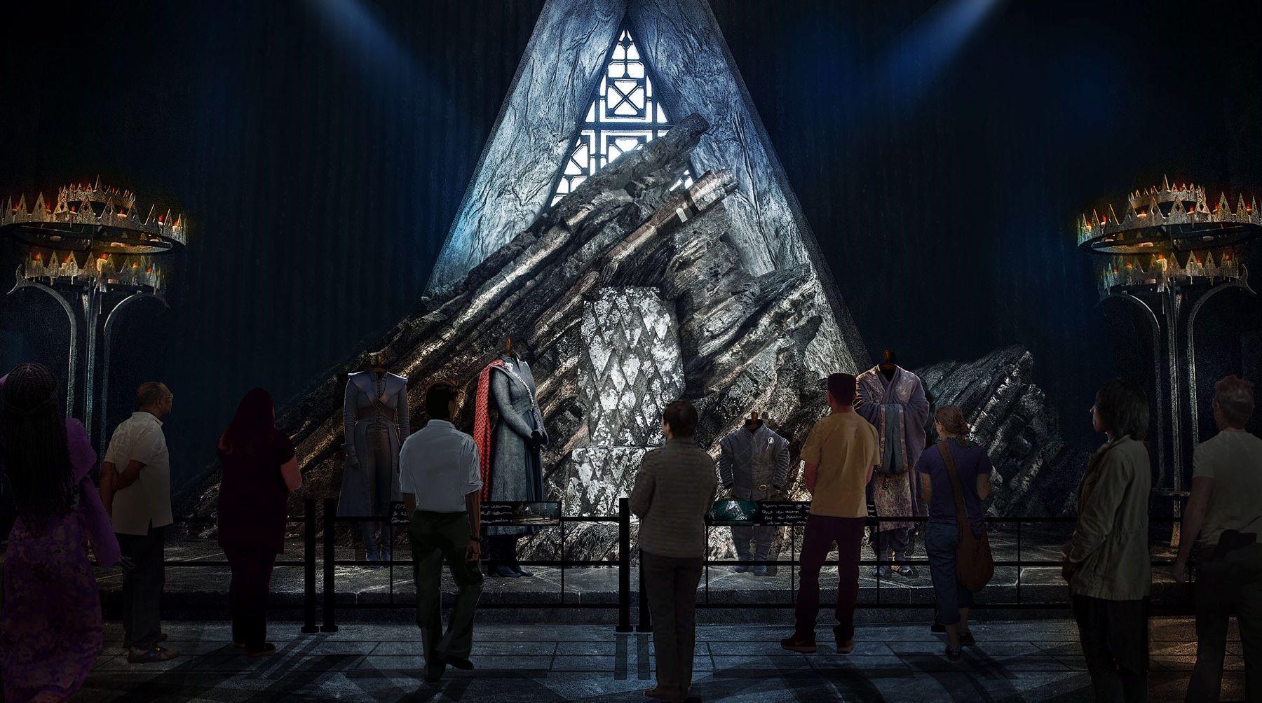 Игра престолов  Game of Thrones туризм тур в Ирландию музей