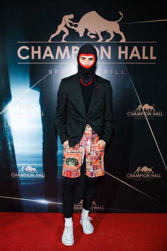 Вечеринка Champion Hall_7
