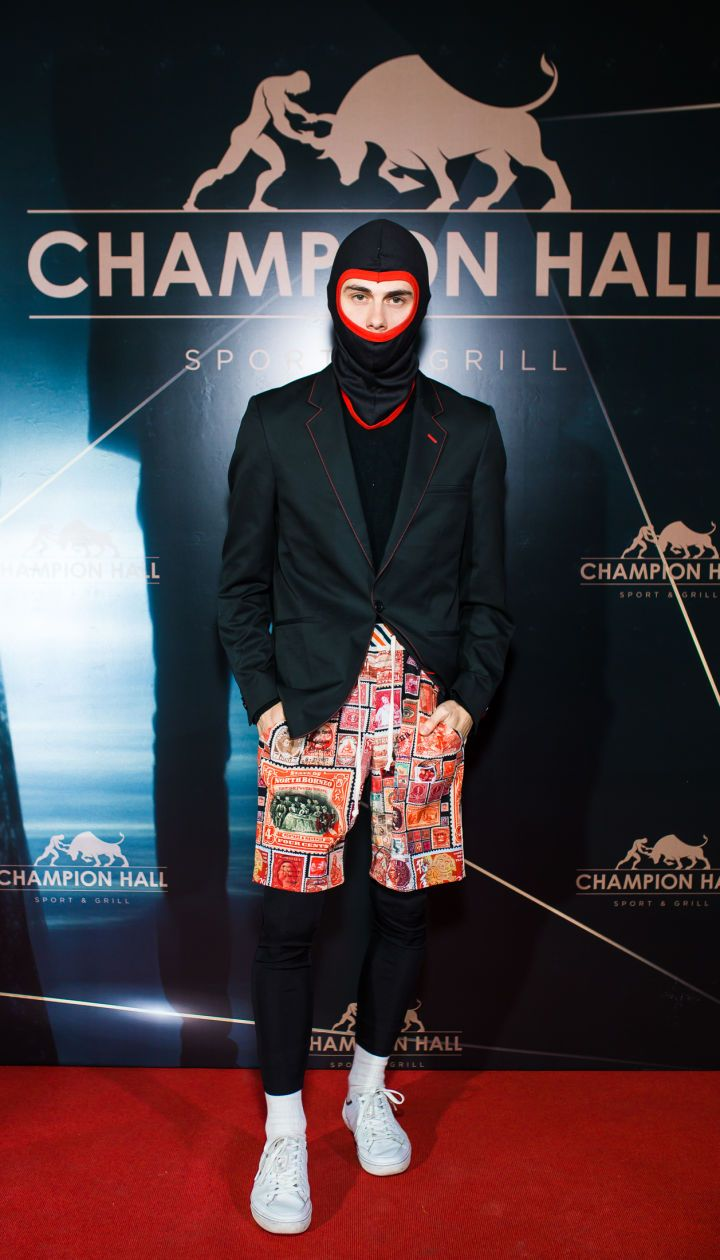 Вечірка Champion Hall/Прес-служба