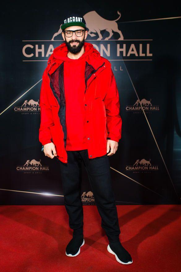 Вечеринка Champion Hall_21
