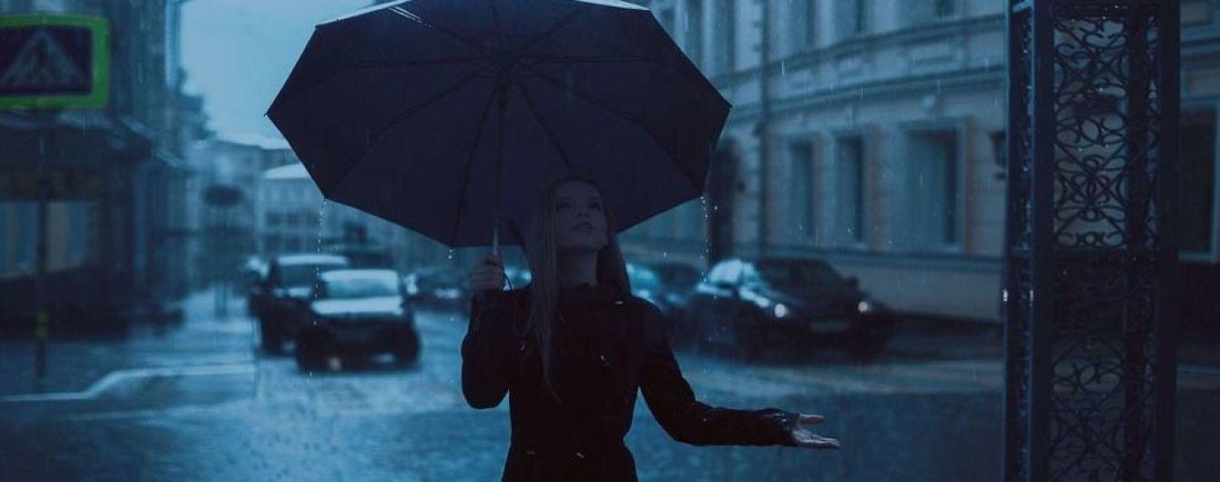 Дожди на Западе не прекратятся. Прогноз погоды в Украине на 19 мая