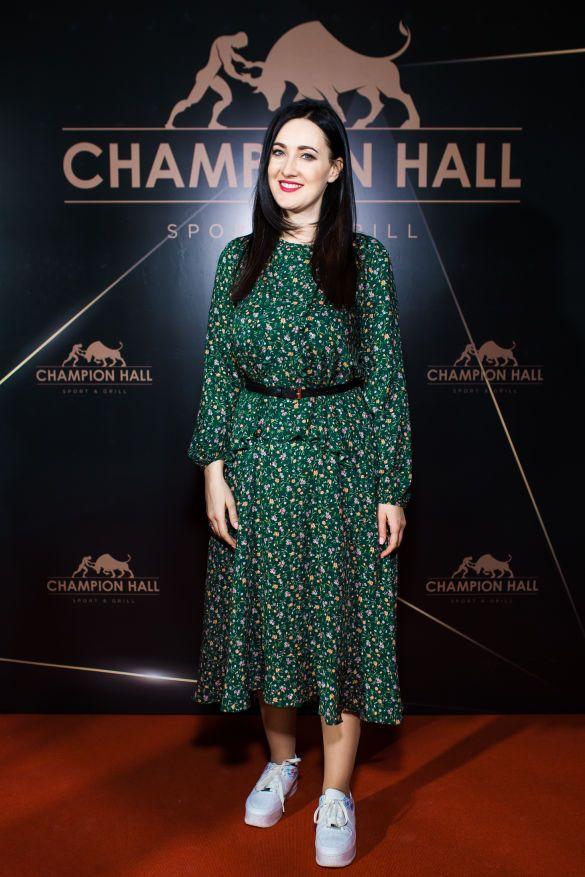 Вечеринка Champion Hall_14