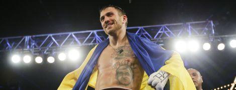Ломаченко назвав боксерів, з якими хоче битися