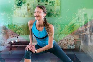 Топ-5 упражнений для стройных ног