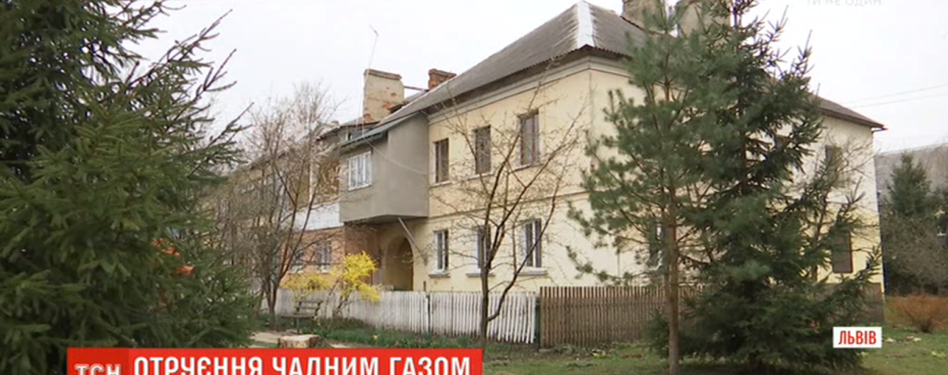 На Львівщині мати з сином вчаділи через ворону, яка потрапила до комину