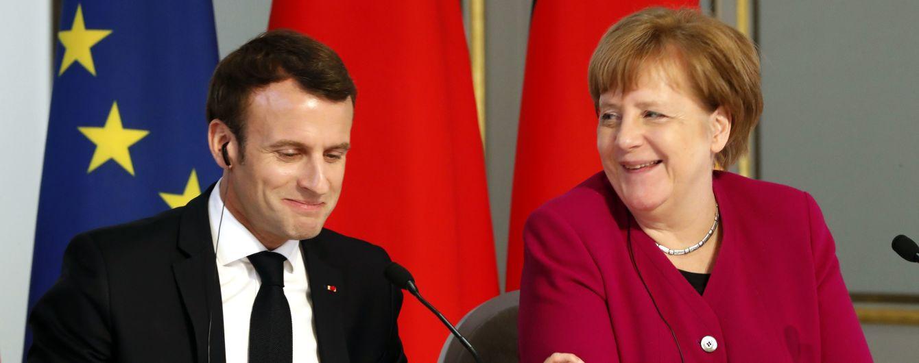 Перед дебатами Порошенко и Зеленский собираются встретиться с европейскими лидерами