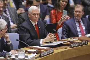 Вице-президент США Пенс попросил ООН признать Гуайдо президентом Венесуэлы