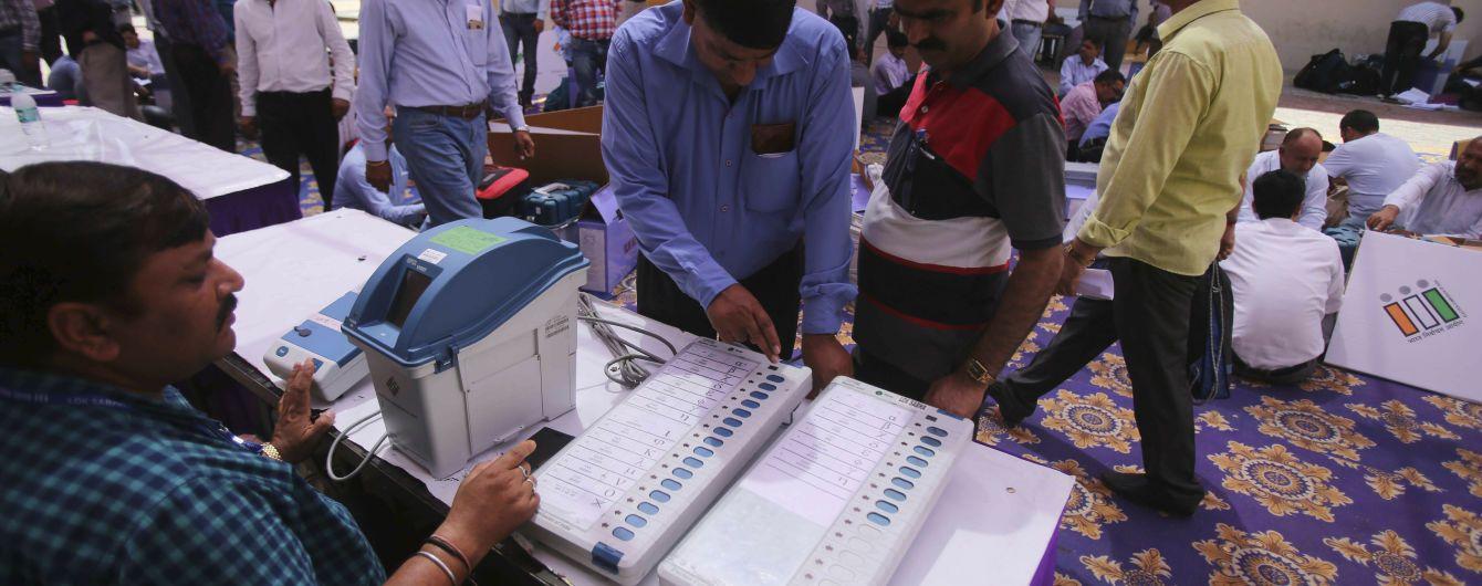 В Индии стартуют крупнейшие в мире выборы