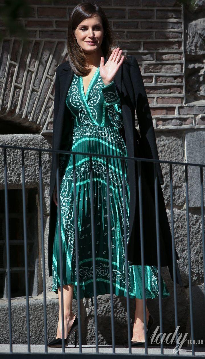 Королева Летиція