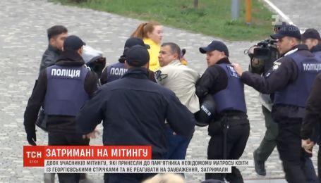 Двох проросійських активістів затримали в Одесі