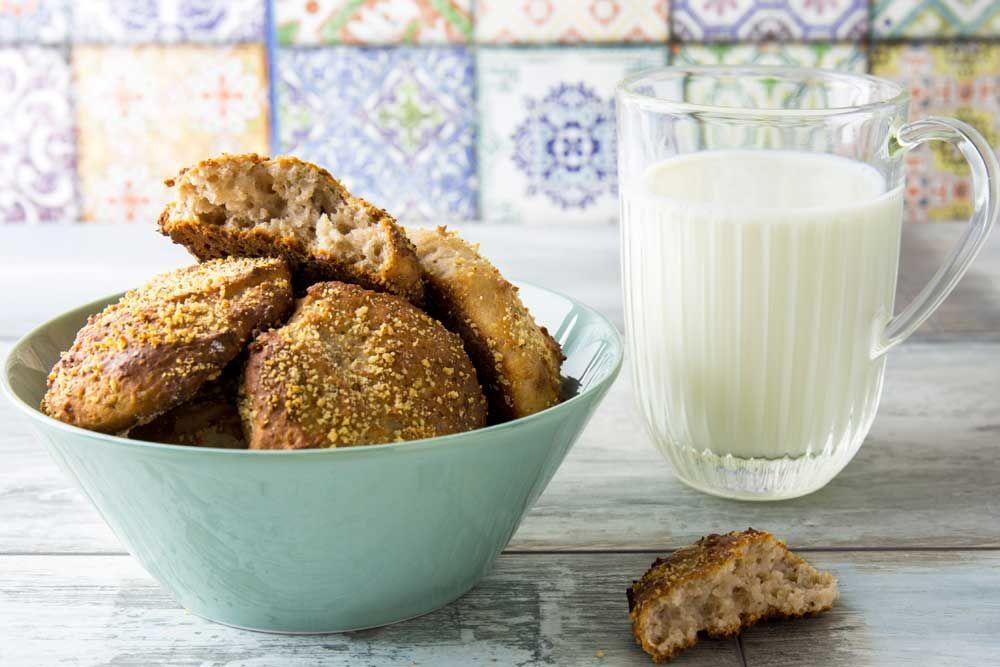 Печиво із квасолею, для блогів