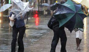 В Україні оголосили штормове попередження на 7 березня: карта сильного вітру