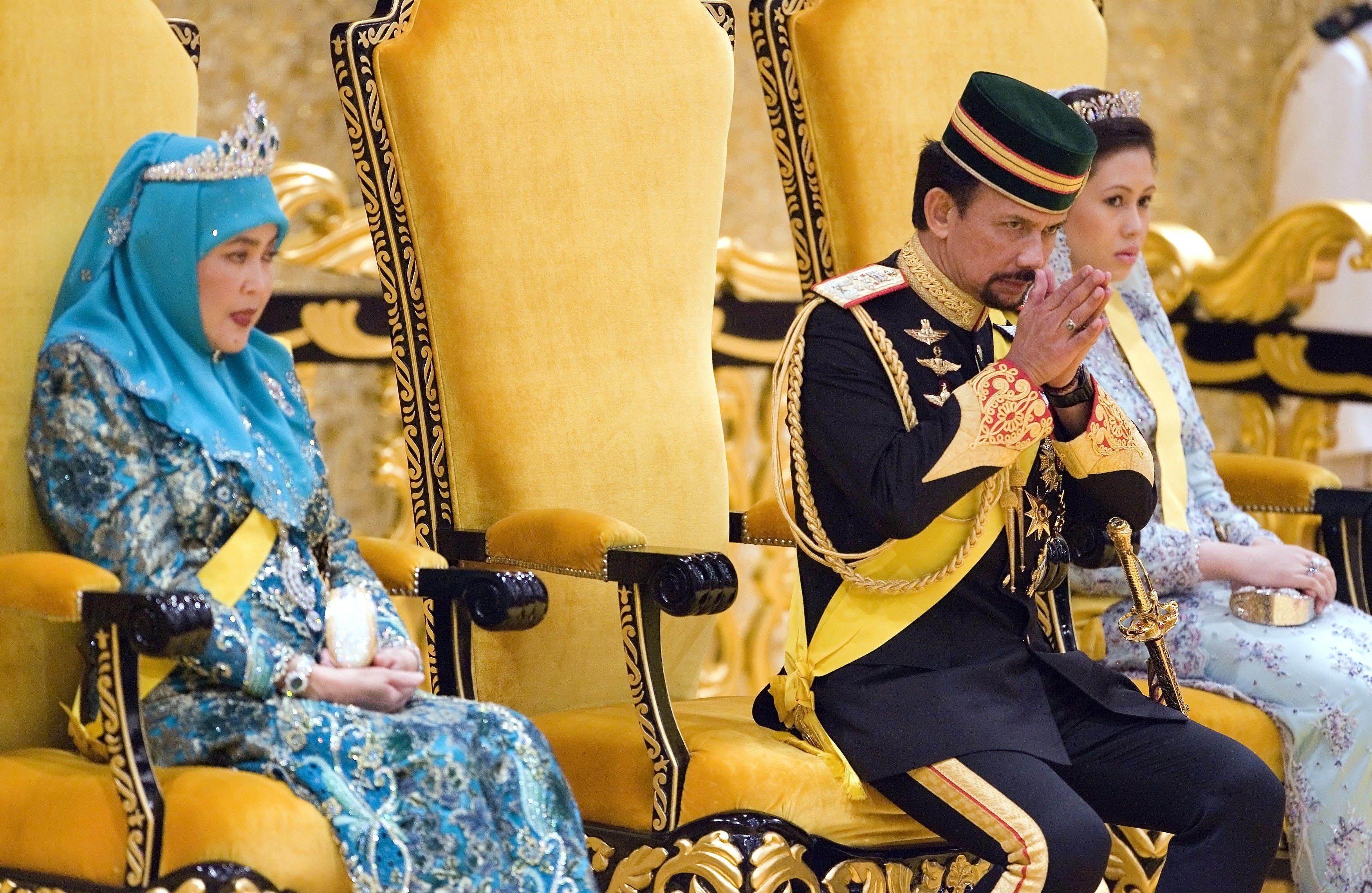 Хассанал Болкіах, султан Брунею