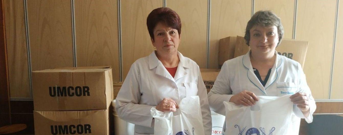 Благотворительный фонд, основанный Хидирян Мисаком, помог Куликовской центральной больнице