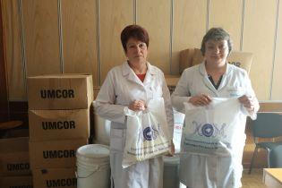 Благодійний фонд, заснований Хідірян Мисак, допоміг Куликовської центральної лікарні