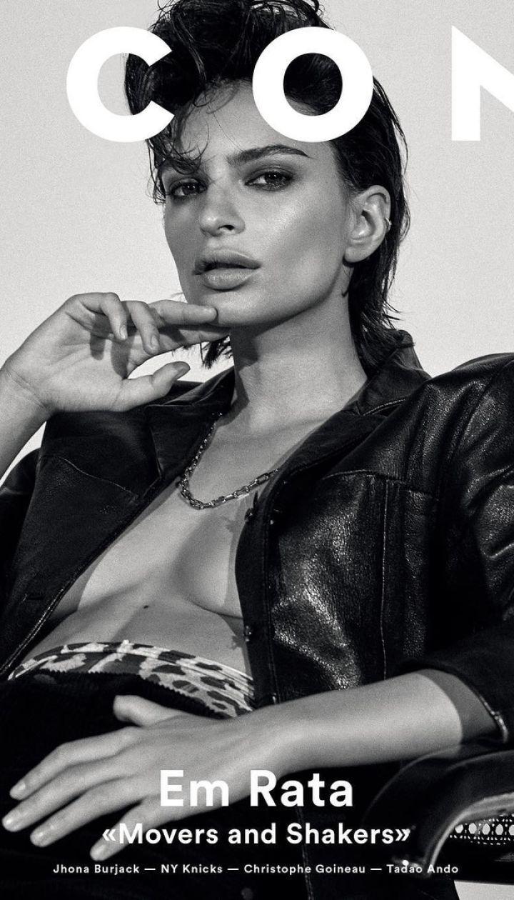 Емілі Ратаковскі для ICON Magazine