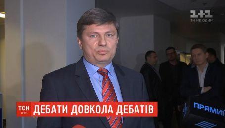 Порошенко и Зеленский не договорились о количестве дебатов