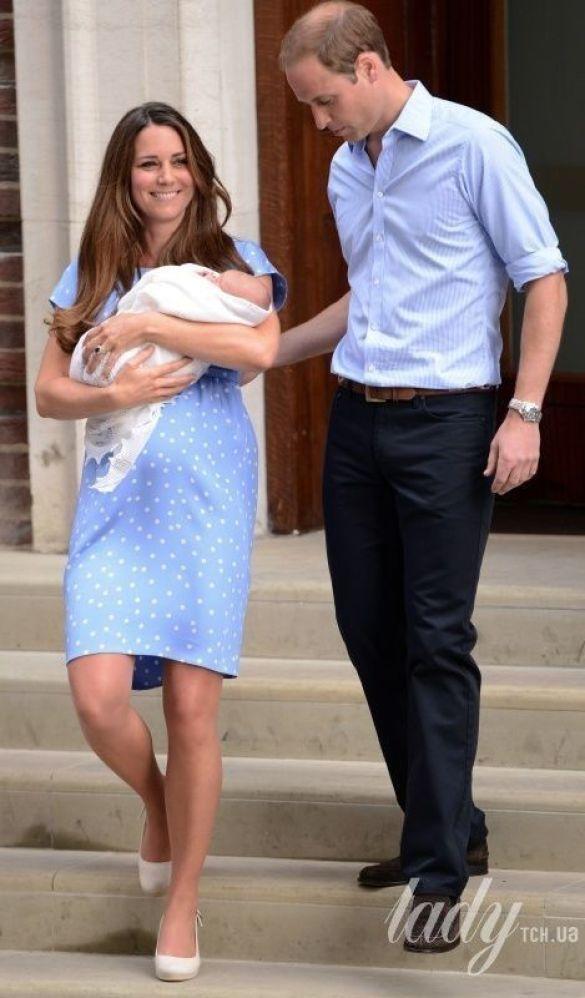 Герцогиня Кембриджская и принц Уильям_2