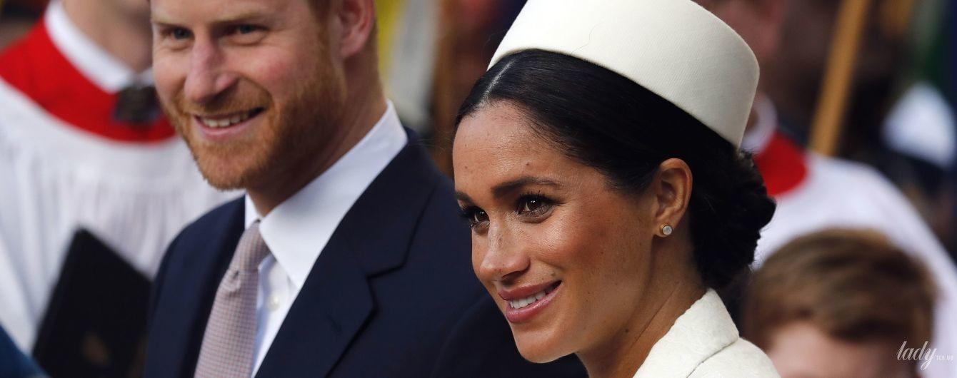 Не последуют примеру Кембриджей: герцогиня Сассекская и принц Гарри не покажут новорожденного ребенка публике
