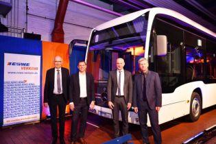 Город в Германии заказал сразу 56 электробусов Mercedes