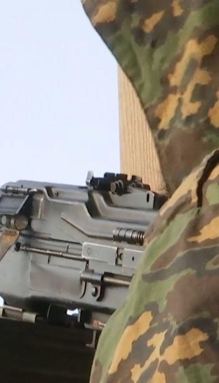 На восточном фронте от начала суток ранены три украинских бойцов