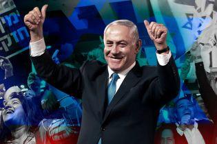 Пятый раз Нетаньяху?