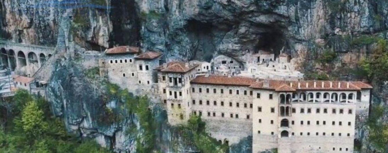 В Турции откроют уникальный монастырь для туристов
