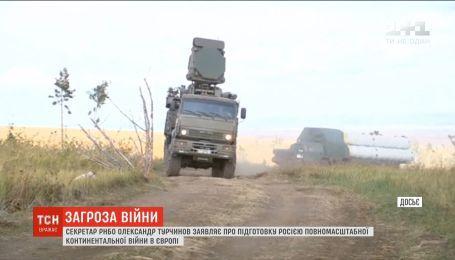 Секретар РНБО заявив, що Росія витрачає мільярдні ресурси на нові військові проекти