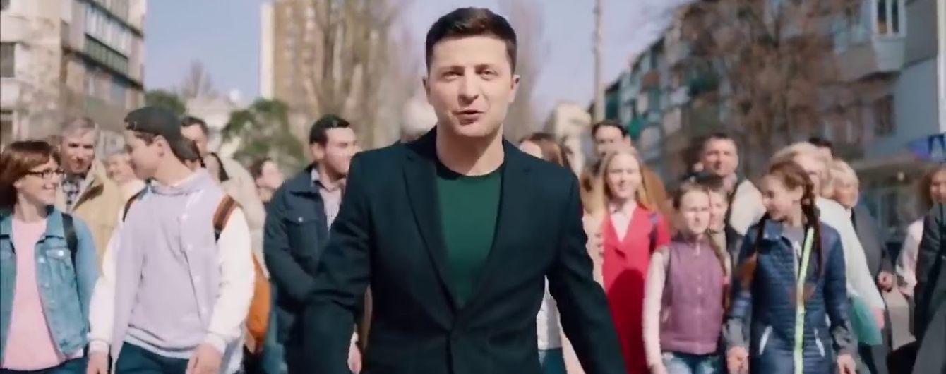Штаб Порошенко заверил, что не имеет отношения к скандальному ролику с Зеленским. В Сети появилось новое видео с фурой