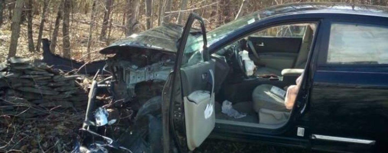 В США женщина разбила свою машину, испугавшись паука на переднем сидении