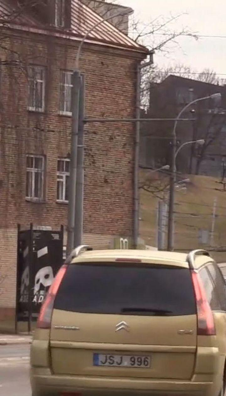 Власти Литвы предлагают своим гражданам отказаться от старого авто за тысячу евро