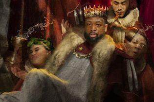 Звезда НБА завалился на известного певца и стал героем мемов