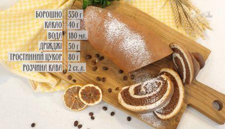 Кофейный рулет - Рецепты Сеничкина