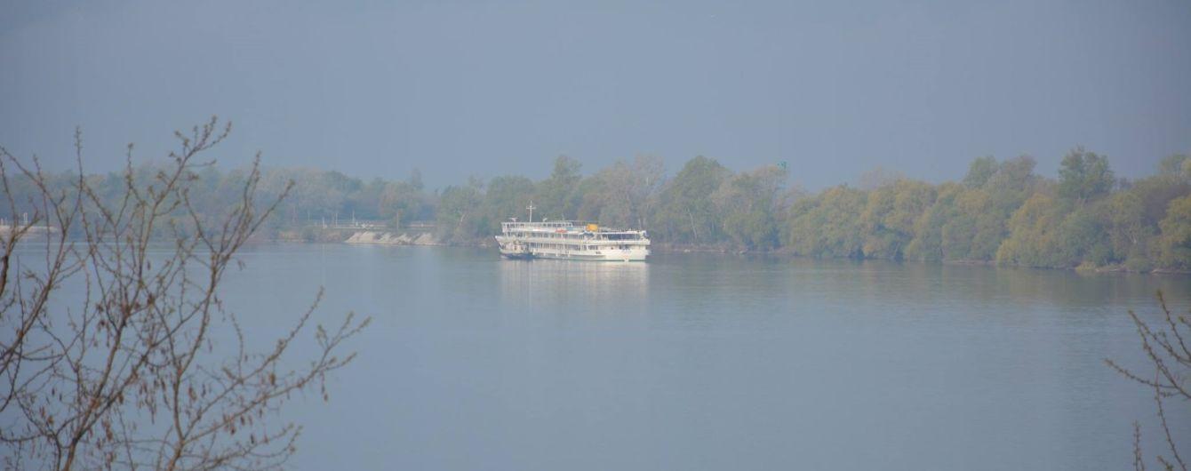 Українське Дунайське пароплавство відкрило круїзний сезон