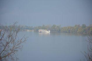 Украинское Дунайское пароходство открыло круизный сезон