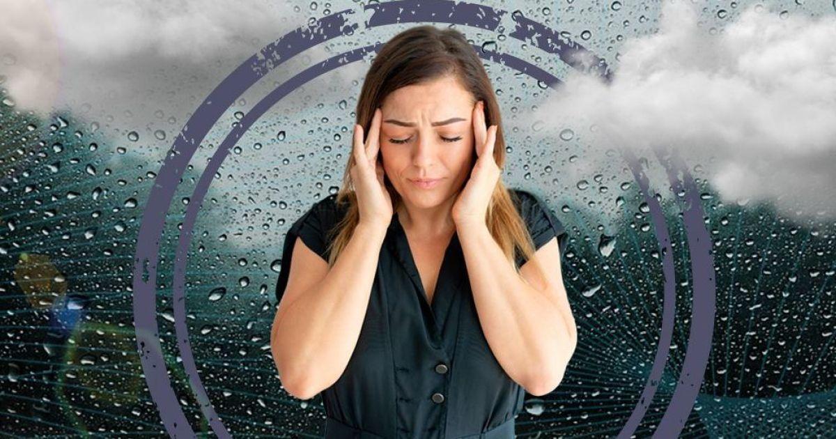 Кліматичні гойдалки: лікарка порадила, як метеозалежним людям пережити перепади погоди