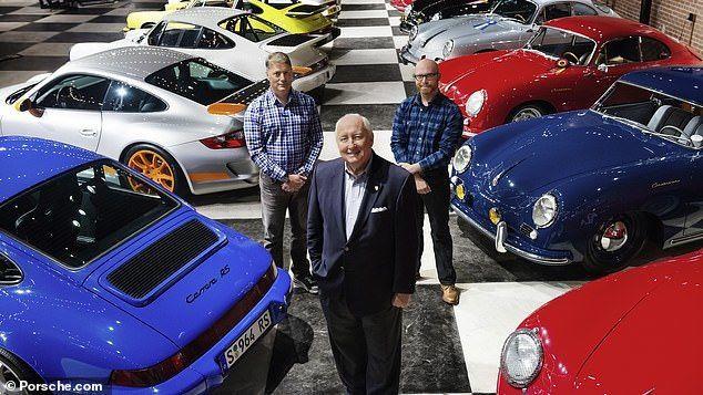 Коллекция Porsche_3