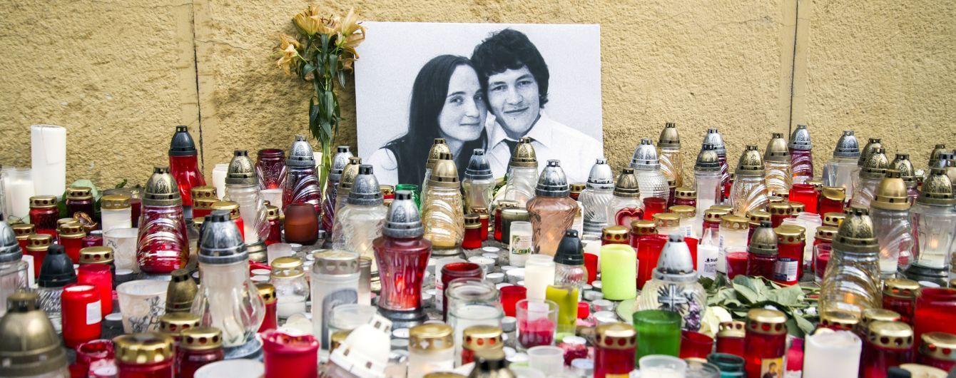 В Словакии бывший военный признался в резонансном убийстве журналиста и его невесты