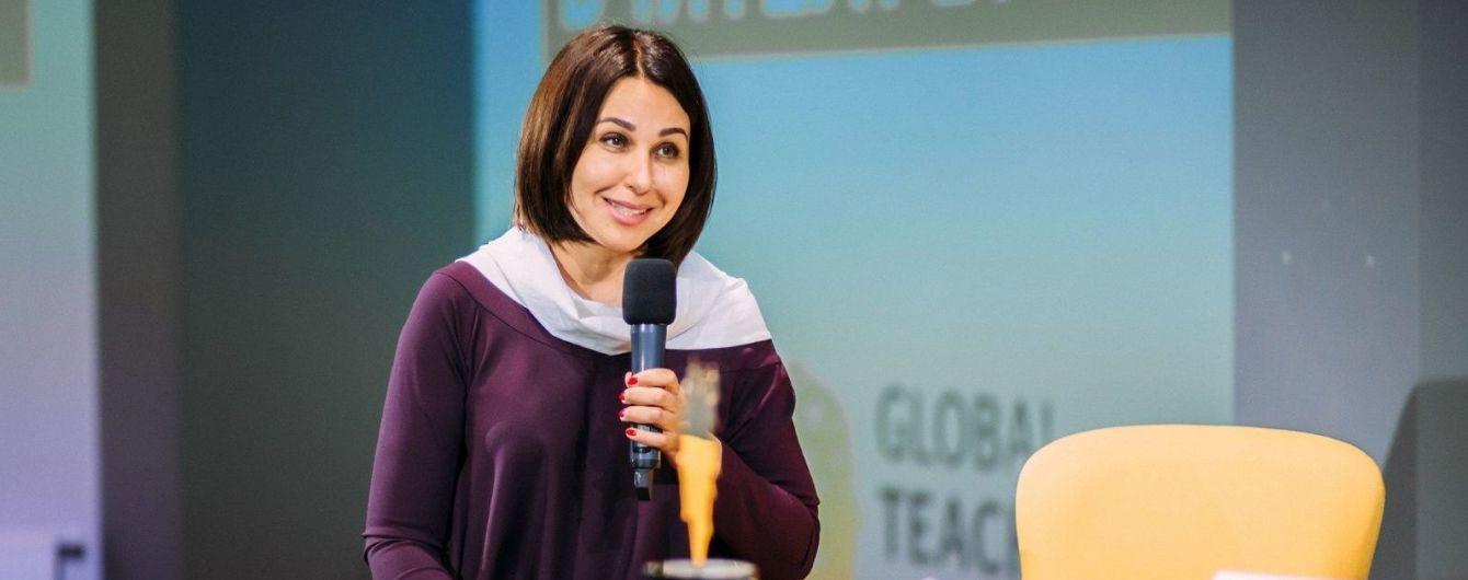 Наталія Мосейчуквтретє сталакуратором Global Teacher Prize Ukraine