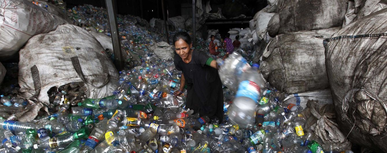 В плену пластика: сможет ли Украина вслед за ЕС сократить опасные отходы