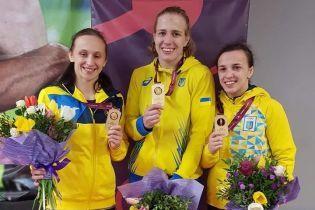 """Україна здобула третє """"золото"""" на Чемпіонаті Європи з боротьби"""