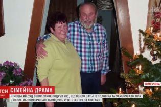 В Германии мужчина убил своих родителей, потому что им не понравилась его невеста