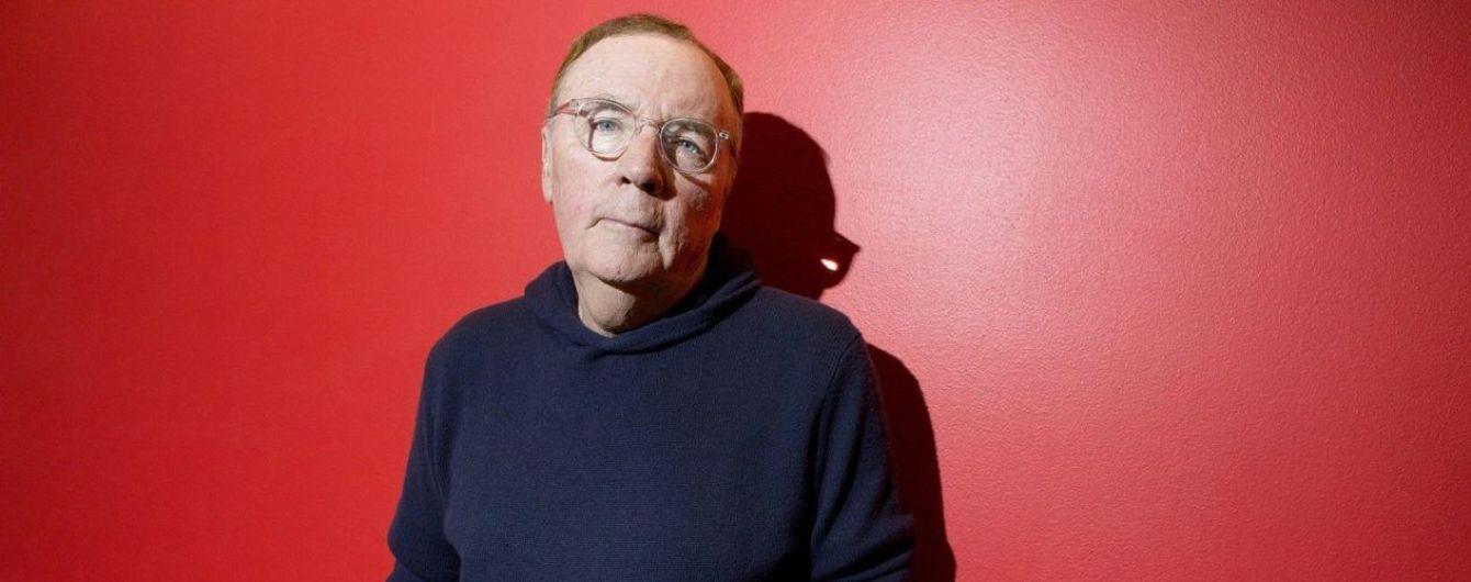 Известный американский писатель Джеймс Паттерсон пожертвовал $1,25 млн для школьных библиотек