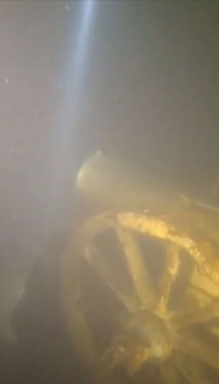 У Малині хочуть викачати озеро із унікальним підводним музеєм