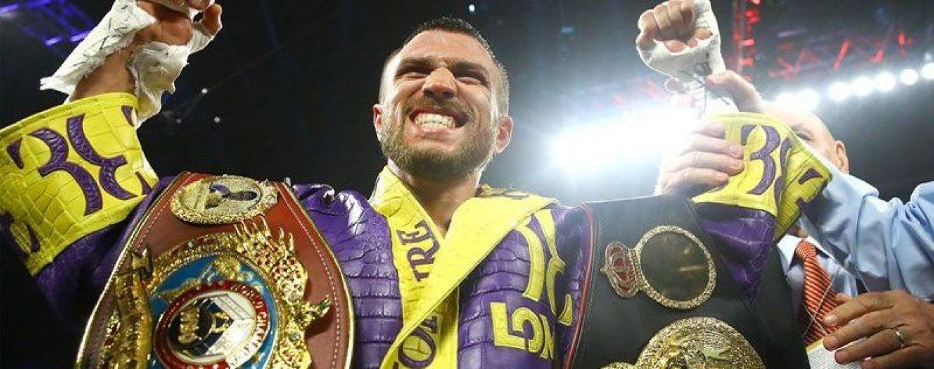 """""""Он настоящий зверь"""": Майк Тайсон включил Ломаченко в лучшие боксеры планеты"""