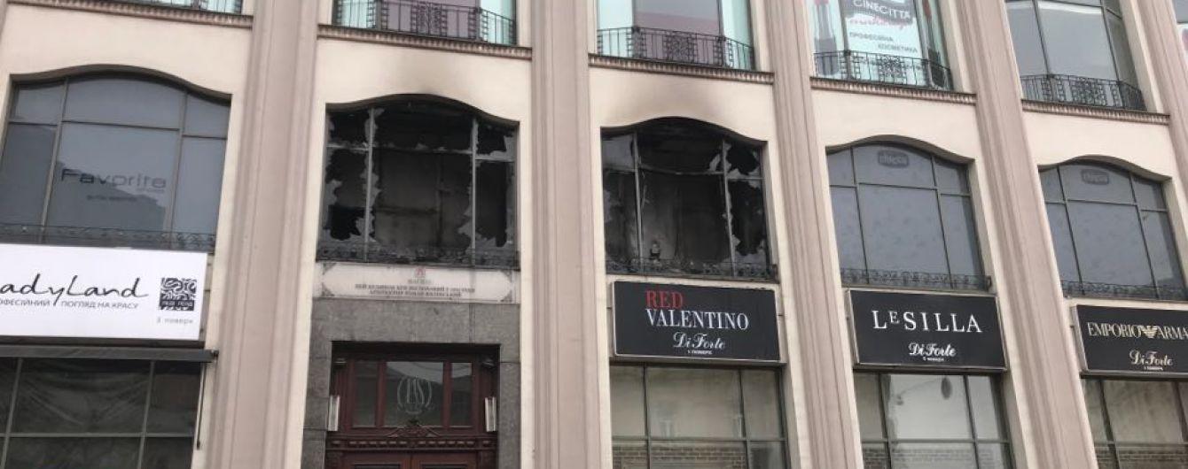 Пожежа в історичному центрі Львова обійшлася без жертв