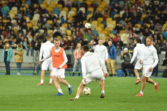 Збірна України планує провести контрольний спаринг перед матчами відбору до Євро-2020 - ЗМІ