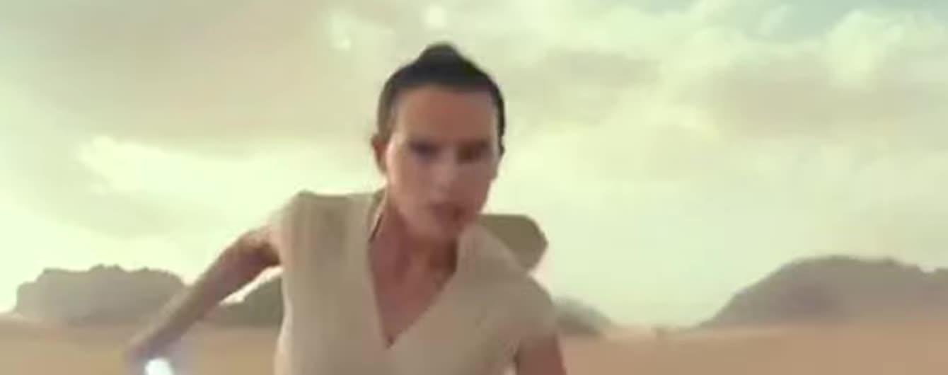 """Появился первый тизер девятого эпизода культовых """"Звездных войн"""""""
