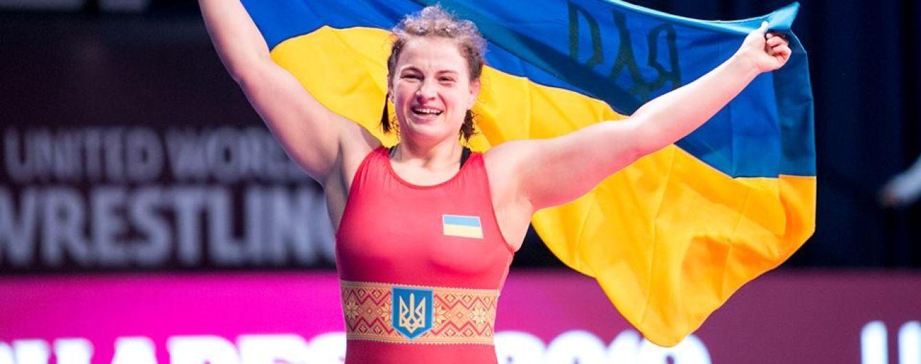 Лучшие на континенте. Украинки выиграли общий зачет Чемпионата Европы по борьбе